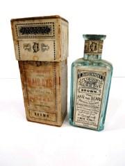 antique damschinsky liquid hair