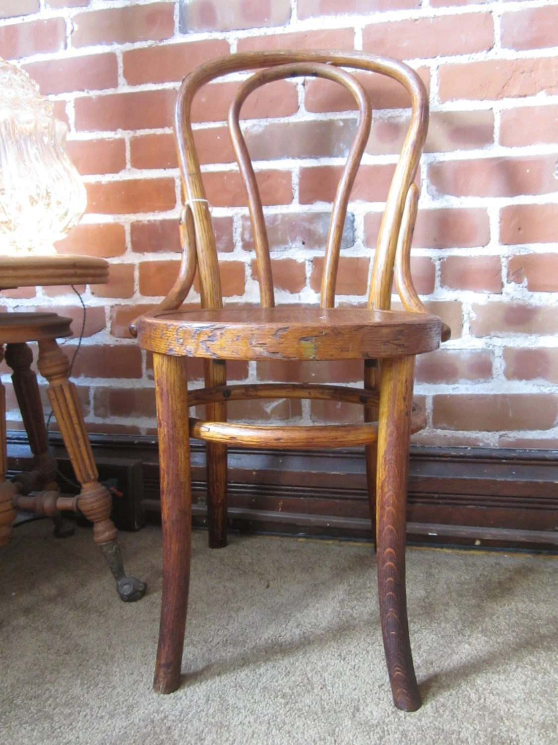 vintage bentwood chairs chair covers for desk antique