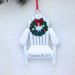 Adirondack Chair Photo Frame Favors Adult Shower Christmas Ornament Wedding Favor Fabulous