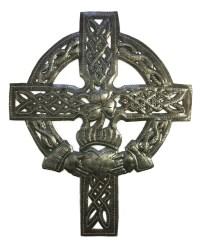 Small Celtic Cross Wall Art 7.25 x 9