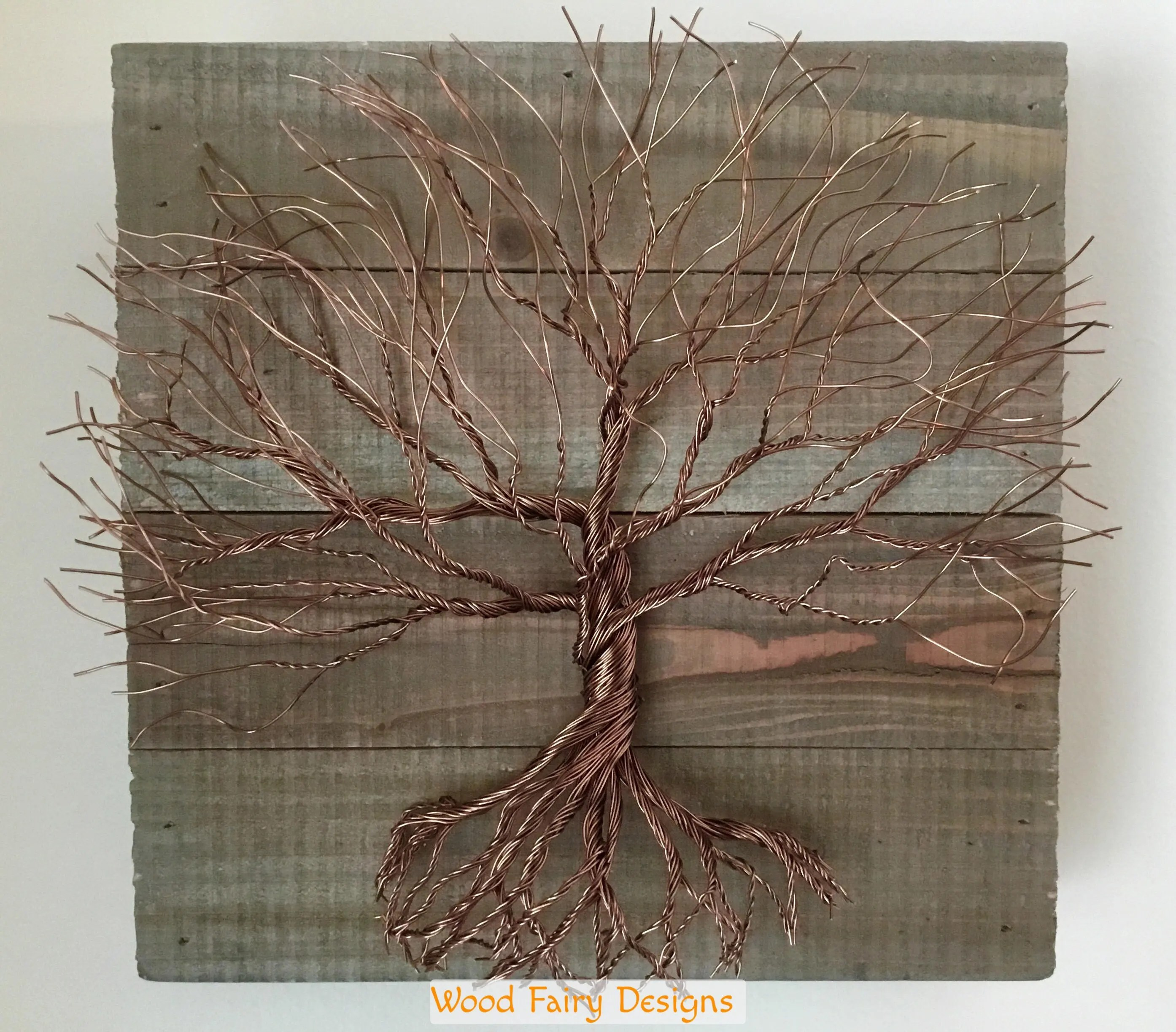 Wire Wall Sculpture Etsy