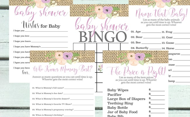 Baby Traditions Around The World Shower Game Printable Baby