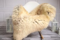 Sheepskin Rug | Real Sheepskin Rug | Shaggy Rug | Chair ...