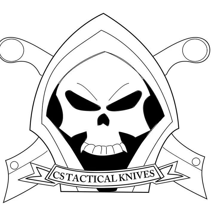 Custom EDC Knives von CsTacticalKnives auf Etsy