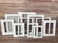 Picture Frame Set, Rustic Wedding Ideas, Picture Frames ...