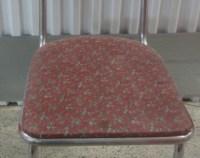 Items similar to Chrome Leg Chair - Mid Century Chair ...