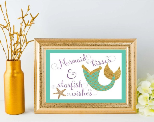 Mermaid Kisses & Starfish...