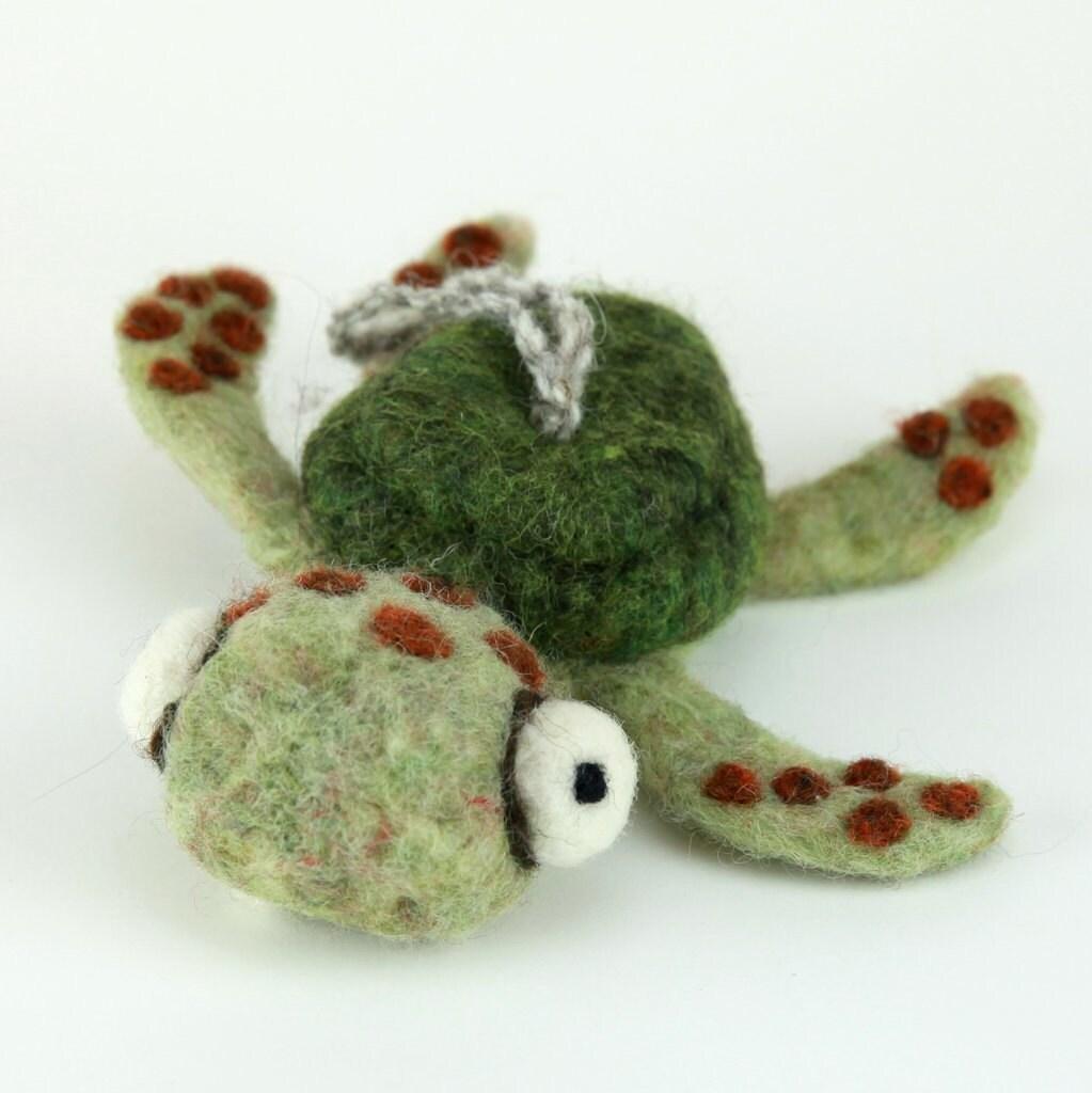 Sea Turtle Needle Felting Kit & 20+ Sea Turtle Gift Ideas Pictures and Ideas on Meta Networks