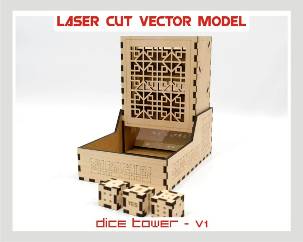 Laser Cut Model Plans - Year of Clean Water