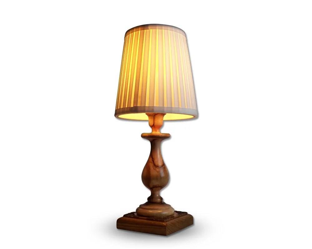 Living room lamps Rustic desk lamp Small table lamps Rustic