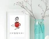 Coffee Mug Printable Wall...