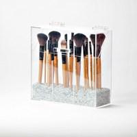 Elizabeth Makeup Brush Holder Makeup Brush Organizer Acrylic