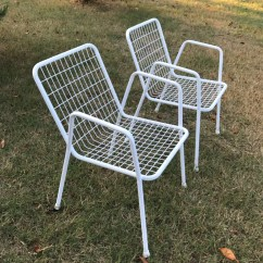 Metal Stacking Chairs Outdoor Swing Chair Gsc-majka-3s-ge Vintage Set Of Two 2 White Emu Garden Rio Patio