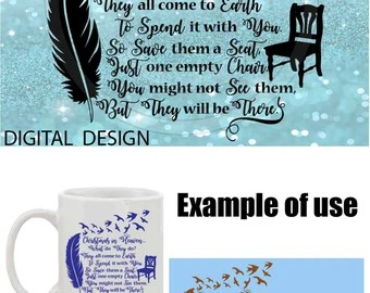 Download Wings quote svg   Etsy