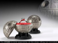 Death Star Ring Box proposal ring box engagement ring box