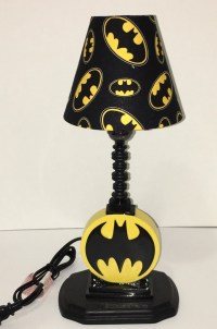 Batman Desk or Table Lamp