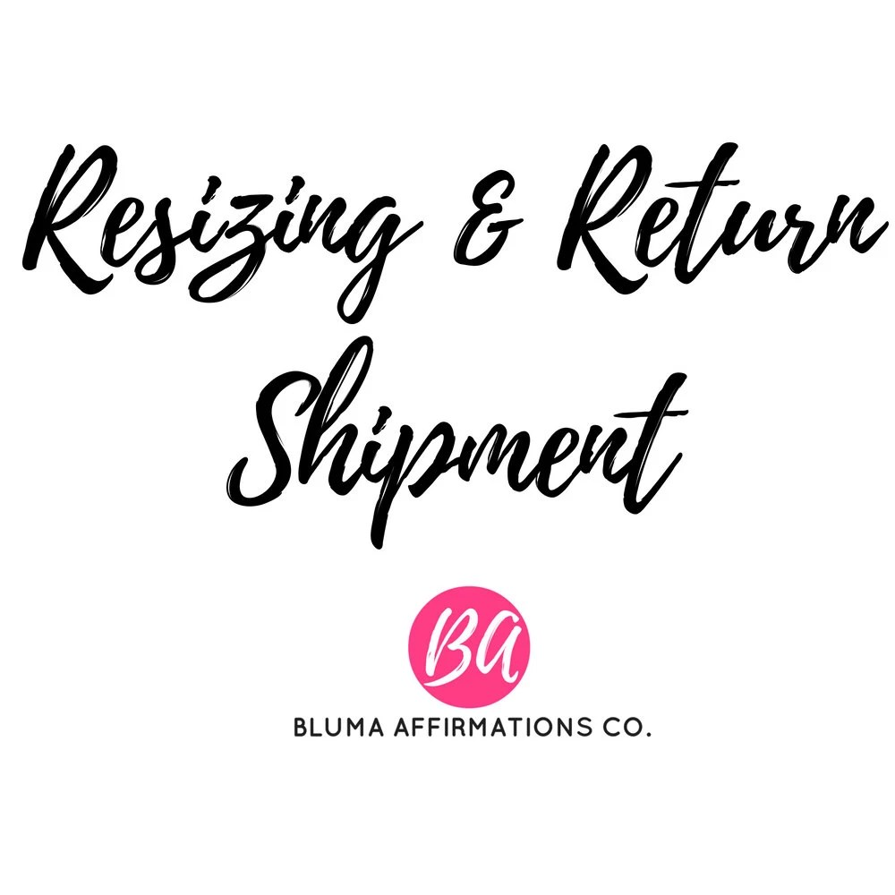 Custom Empowerment Jewelry for Women & by BlumaAffirmationsCo