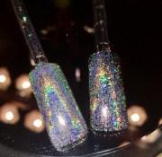 mini galaxy unicorn holographic