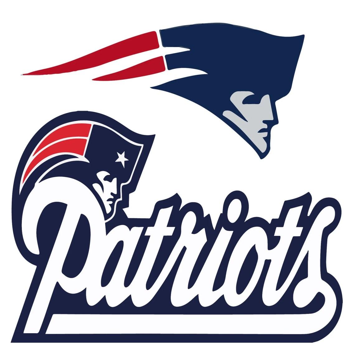 Download New England Patriots SVG digital logo EPS Dxf PNG