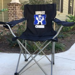 Custom Folding Chairs Ergonomic Chair Grand And Toy Monogrammed Coaches Gift Camp