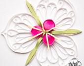 Quilled Paper Art Sego Li...