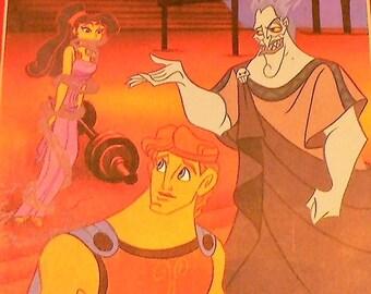 Hercules meg  Etsy
