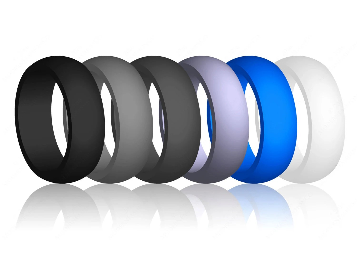 Rubber Wedding Rings For Men