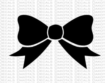 bow svg cut files svg cut files for use with silhouette cricut and other vinyl cutters