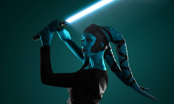 Twilek Aayla Secura Oola Lyn Cosplay Costume Star Wars