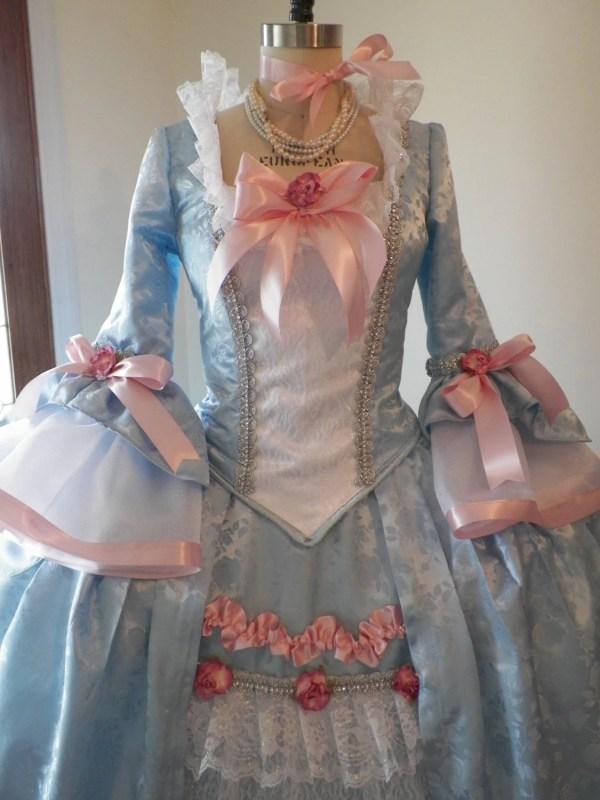 Robe De Marie Antoinette Costume
