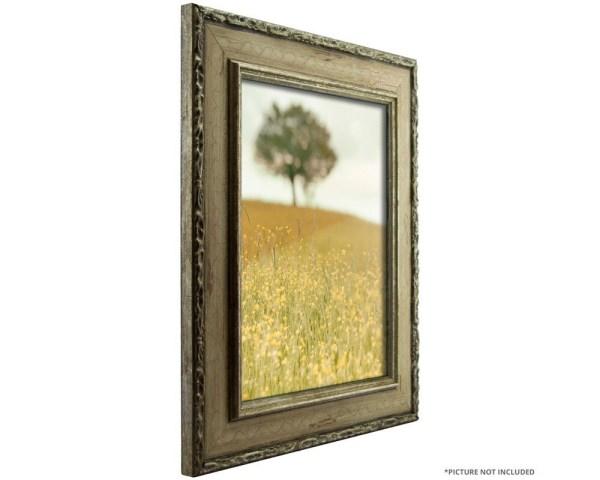 Craig Frames 11x17 Antique Silver Frame