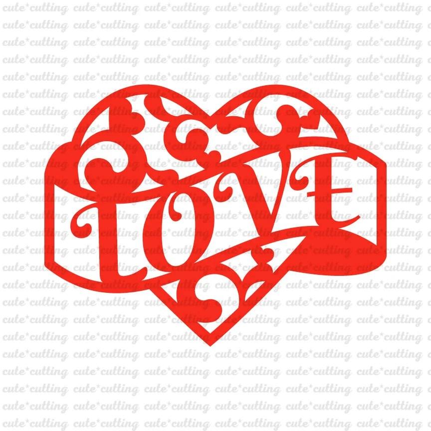 Download Heart svg, Love svg, Wedding svg, Valentines day svg ...