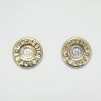 Gold Bullet Jewelry Earrings Winchester Fine Jewelry 14kt.