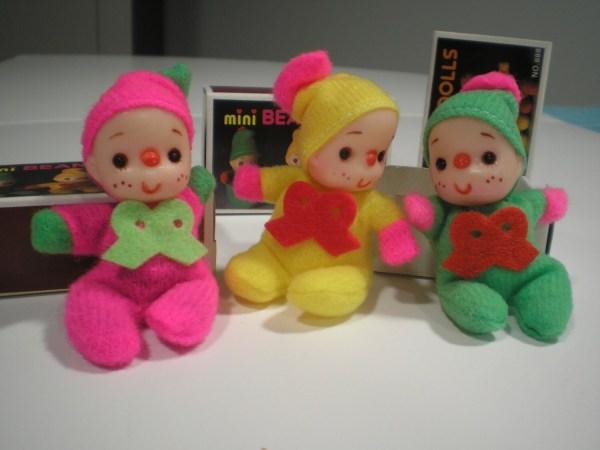 Doll-mini Bean Dolls-doll Matchbox-toys Girls