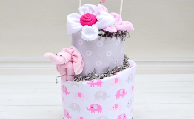 Items Similar To Girl Twins Baby Bouquet Twin Baby Girls