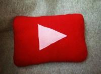 Youtube pillow | Etsy