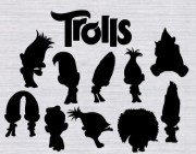 troll cricut