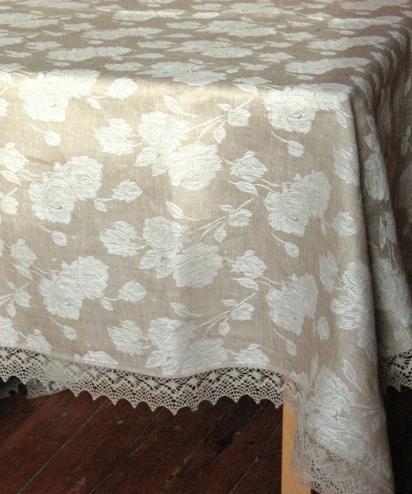Tablecloth Wedding Lace Mothers Day