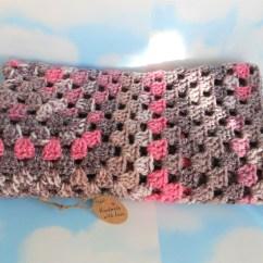 Wheelchair Blanket High Chair Alternatives Office Lap Crochet By