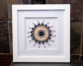 Quilled Paper Art Mandala...