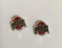 Ohio State Stud Earrings