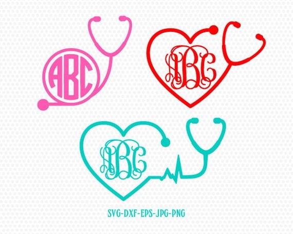 Download Nurse Stethoscope SVG Nurse SVG Nurse Stethoscope Nurse