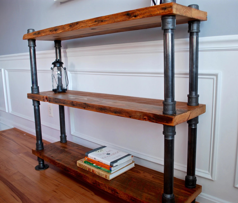 title | Industrial Bookshelf