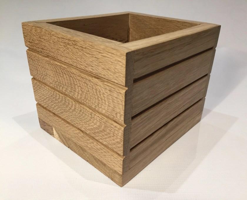 Handmade Reclaimed Oak Si...