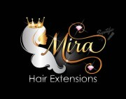 hair extensions logo collection
