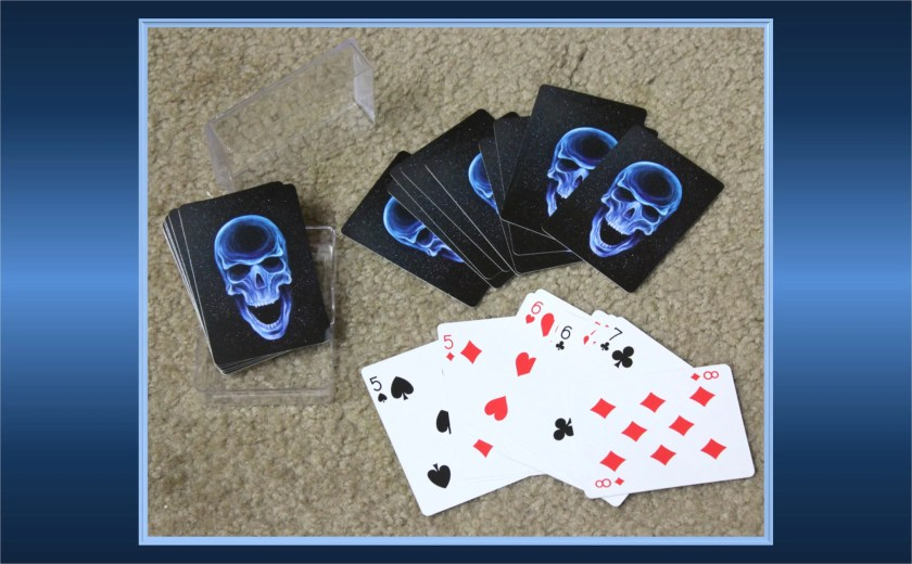 Playing Cards - Poker Siz...