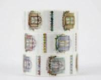 Design Washi tape vintage window from KiwisKarten on Etsy ...