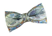 world map bow tie  Etsy