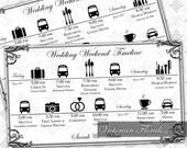 DIY Printable Wedding Stationery Templates by WeddingsbyJanieV