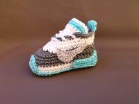 Crochet Pattern Baby Nike ~ Dancox for